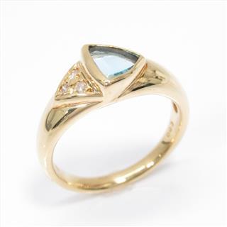 ジュエリー (JEWELRY) ブルートパーズ リング 指輪