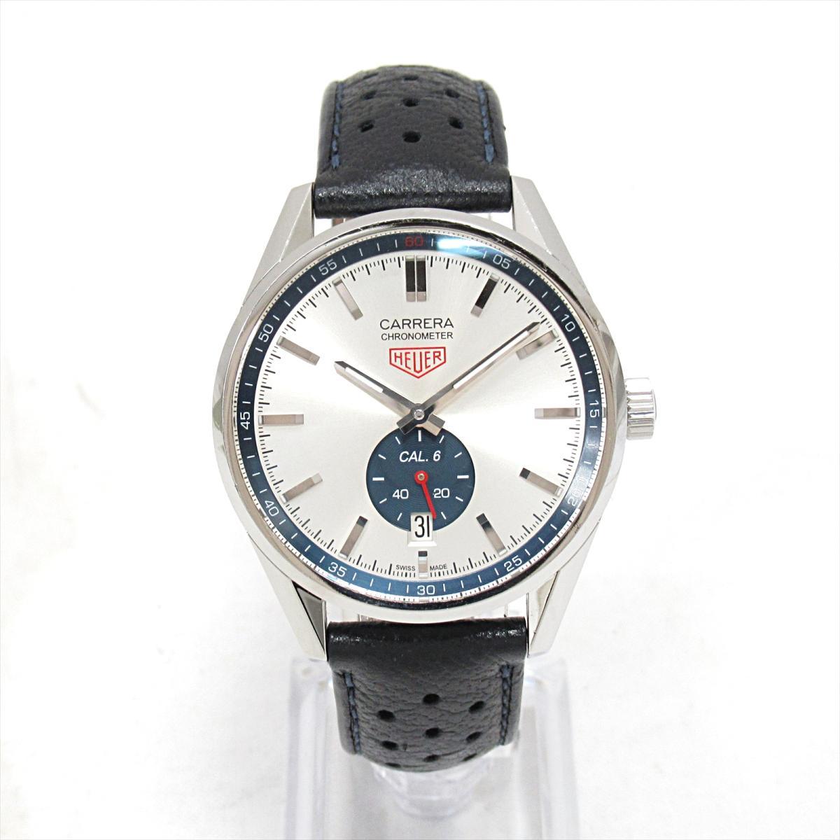 TAG HEUER 時計 WV5111 カレラ キャリバー6 腕時計/メンズ/SALE
