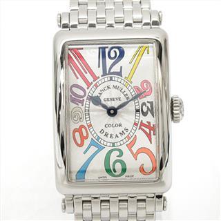 フランク・ミュラー (FRANCK MULLER) ロングアイランド カラードリーム 腕時計 ウォッチ 902QZ