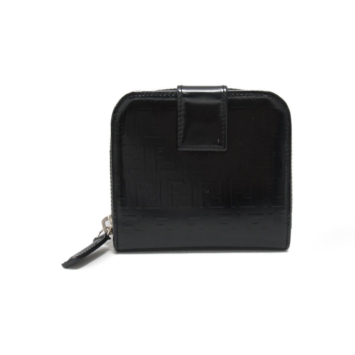 【お買い得!】ズッキーノ柄 二つ折り財布 財布