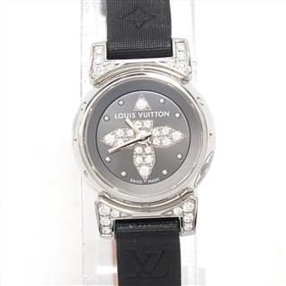 ルイヴィトン (LOUIS VUITTON) タンブールビジュ 腕時計 ウォッチ Q151K
