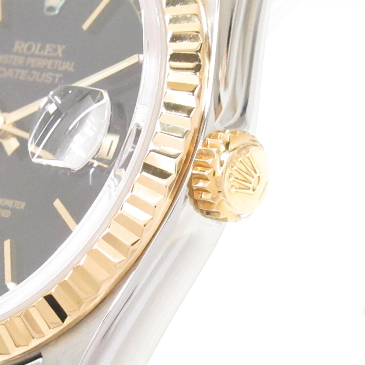 ROLEX 時計 16233 デイトジャスト 腕時計/メンズ