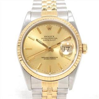 ロレックス (ROLEX) デイトジャスト 腕時計 ウォッチ 16233