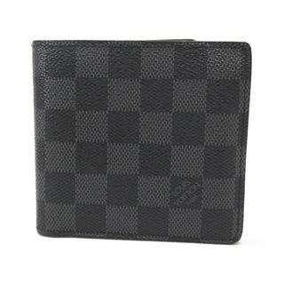 ルイヴィトン (LOUIS VUITTON) ポルトフォイユ・マルコ 二つ折り財布 N63336