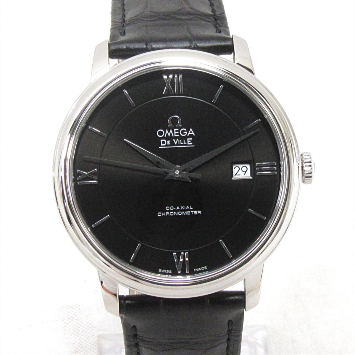 デ・ビル プレステージ コーアクシャル 腕時計/メンズ