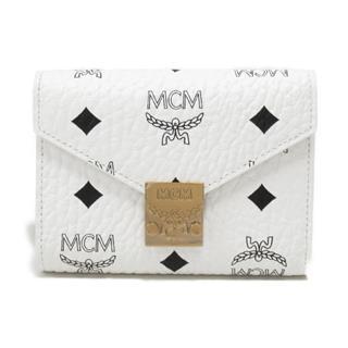 エムシーエム (MCM) ヴィセトス 三つ折財布