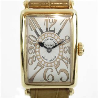 フランク・ミュラー (FRANCK MULLER) ロングアイランドレリーフダイヤ ウォッチ 腕時計 902QZRELCD1R