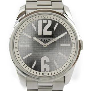 ブルガリ (BVLGARI) ソロテンポ ウォッチ 腕時計 ST42S