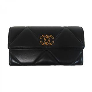 シャネル (CHANEL) 二つ折長財布