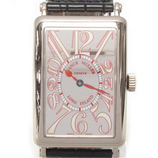 フランク・ミュラー (FRANCK MULLER) ロングアイランド ウォッチ 腕時計 1000SC