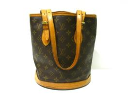 LOUIS VUITTON(ルイヴィトン ルイヴィトン バケツPM トートバッグ M42238