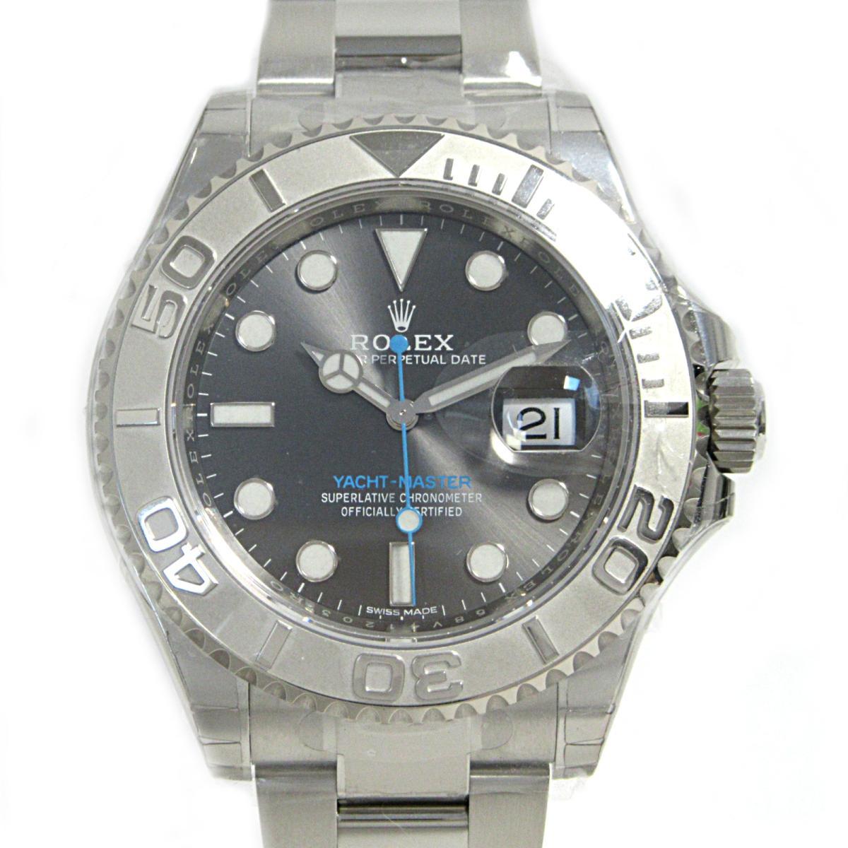 ヨットマスター40 ロレジウム 腕時計/メンズ/人気