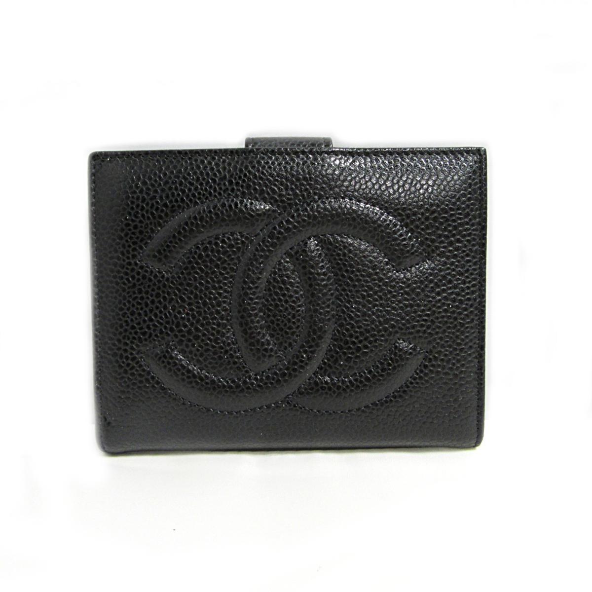 がま口 二つ折り財布 コンパクト 財布