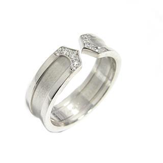 カルティエ (Cartier) C2 ダイヤモンド リング 指輪