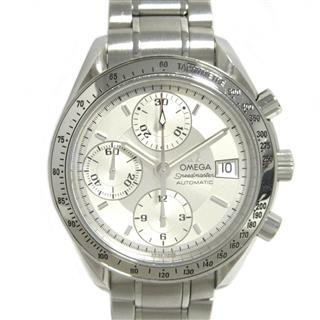 オメガ (OMEGA) スピードマスター デイト ウオッチ メンズ 腕時計 3513.30