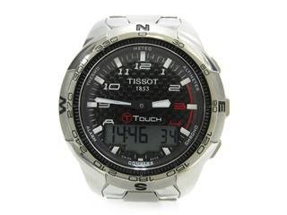 ティソ (TISSOT) T-Touch2 腕時計 ウォッチ メンズ TO47420A