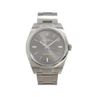 ロレックス (ROLEX) オイスター パーペチュアル 腕時計 メンズ ウォッチ 114300