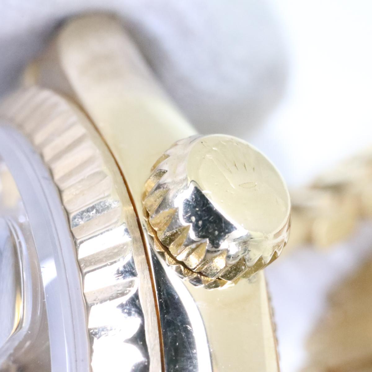 ROLEX 時計 69178G デイトジャスト 10Pダイヤモンド ウォッチ 腕時計/お洒落/おすすめ