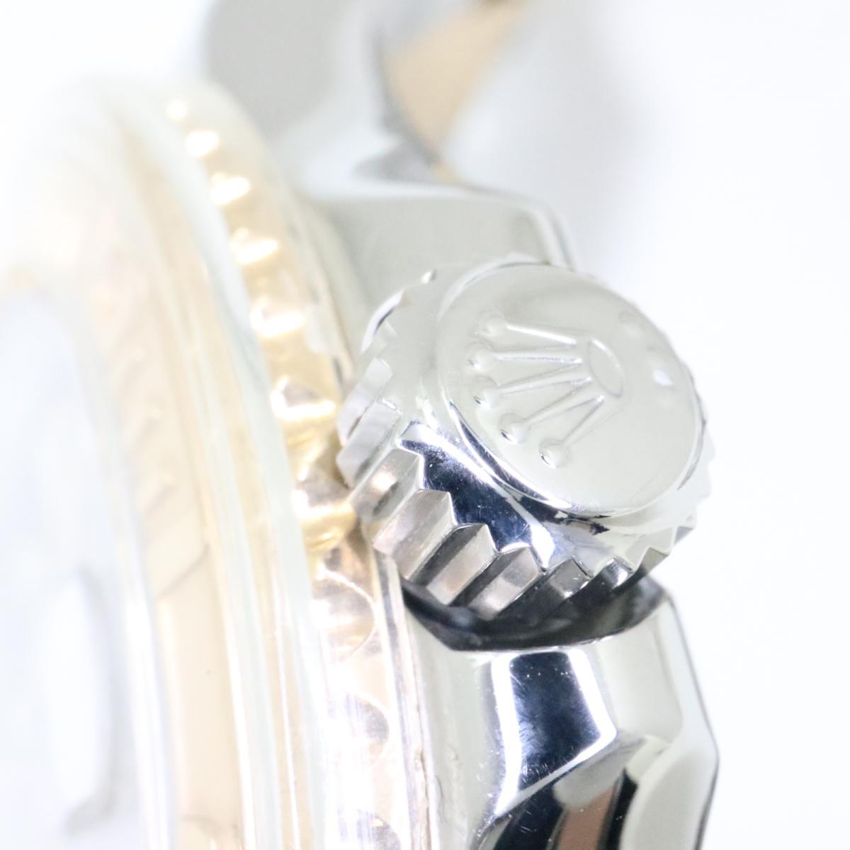 ROLEX 時計 16623 ヨットマスター ウォッチ 腕時計★レア★人気