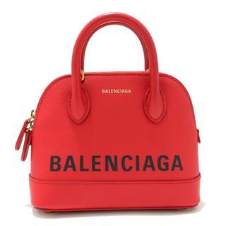 バレンシアガ (BALENCIAGA) ヴィルトップハンドル XXS 2way ショルダーバッグ
