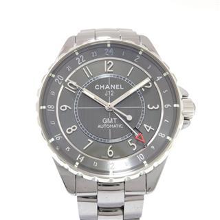 シャネル (CHANEL) J12 クロマティックGMT 腕時計 H3099