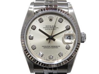 ロレックス (ROLEX) デイトジャスト 腕時計 ウォッチ 68274G