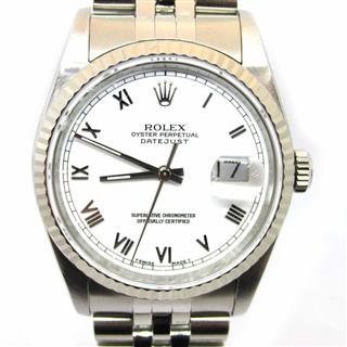 ロレックス (ROLEX) デイトジャスト ウォッチ 腕時計 16234