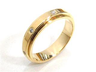 ピアジェ (PIAGET) ポセションリング7Pダイヤ 指輪