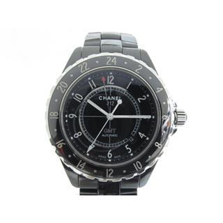 シャネル (CHANEL) J12 GMT 腕時計 ウォッチ H2012