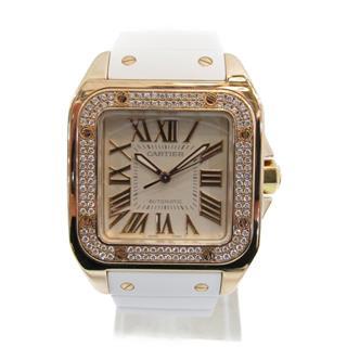 カルティエ (Cartier) サントス 100 腕時計 ウォッチ