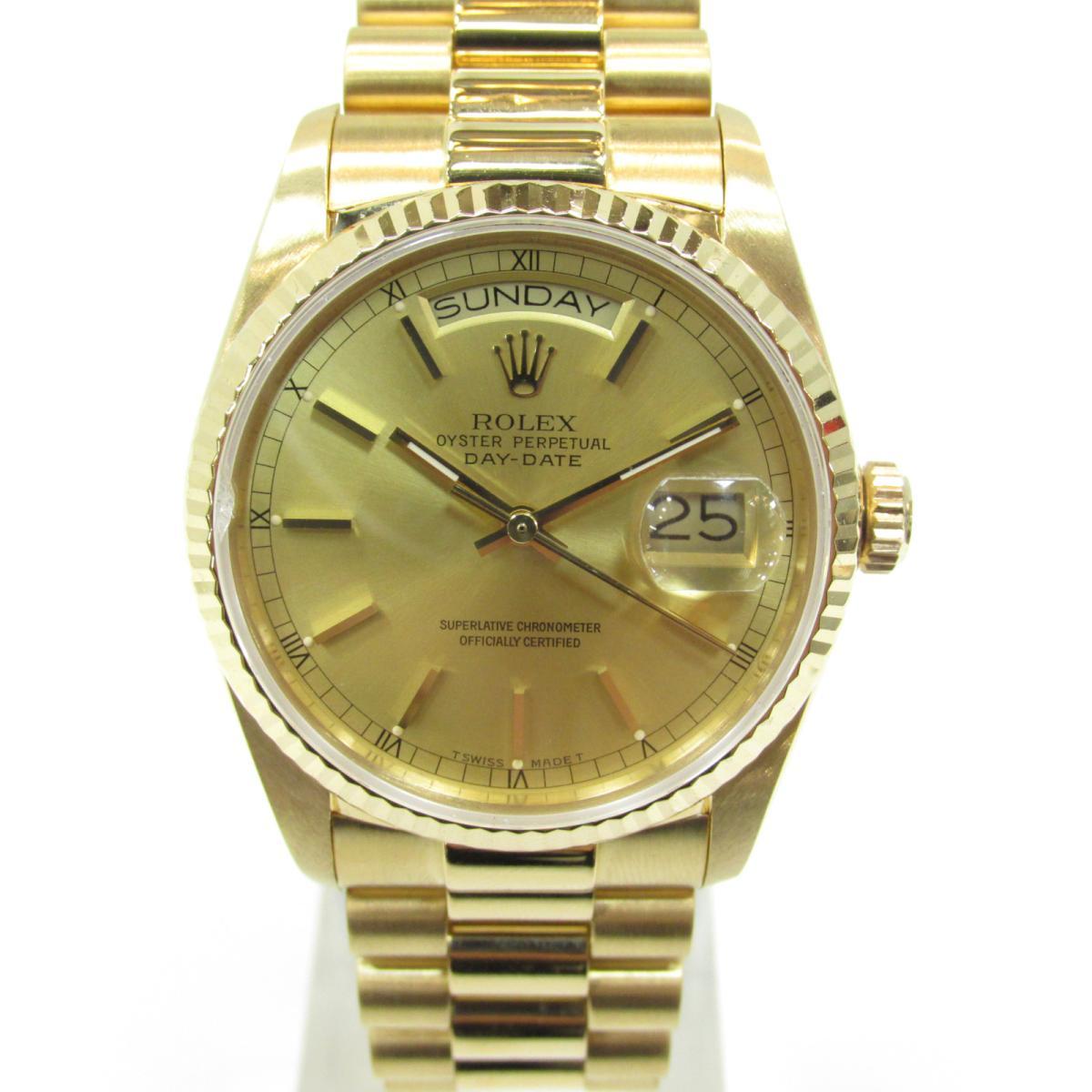 デイデイト ウォッチ 腕時計 18038/おすすめ