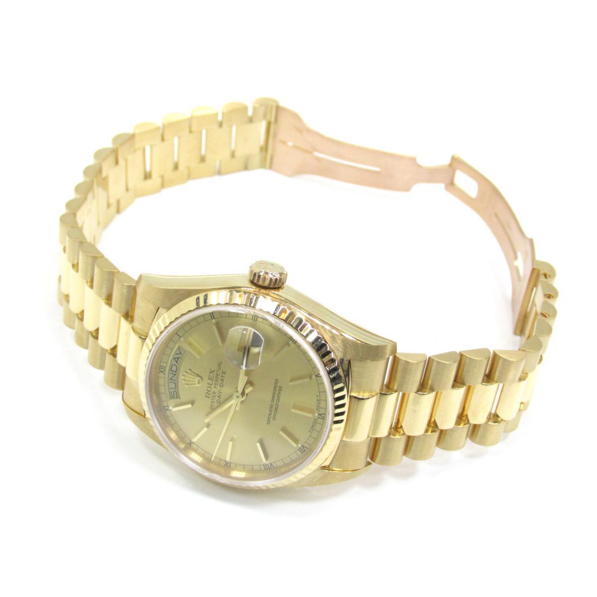ROLEX 時計 18038 デイデイト ウォッチ 腕時計 18038/おすすめ