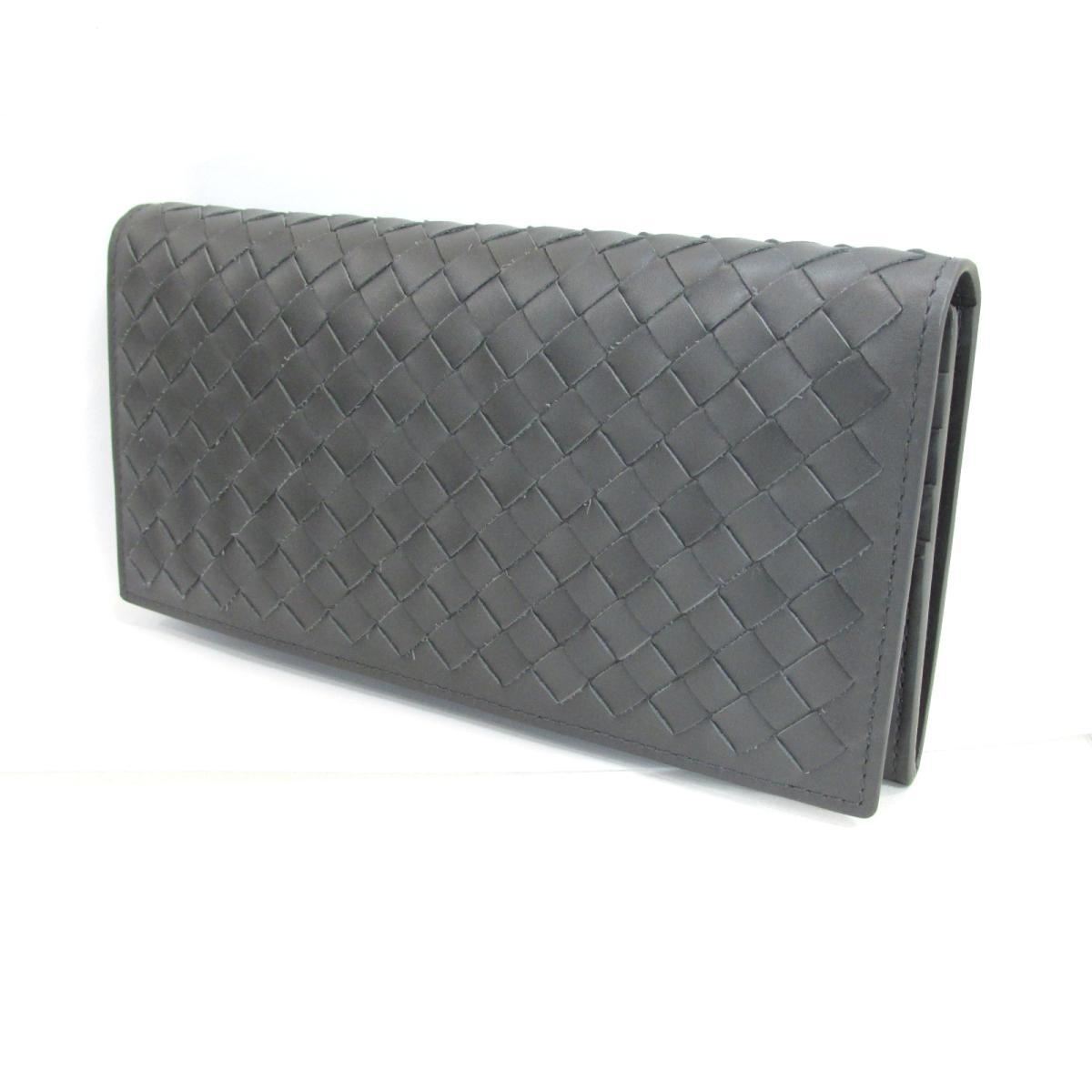 BOTTEGA VENETA サイフ・小物  【おすすめ!】二つ折長財布/メンズ 財布