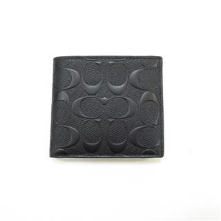 コーチ (COACH) 二つ折財布 F75363