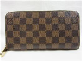 LOUIS VUITTON(ルイヴィトン ルイヴィトン ジッピー・ウォレット 財布 N60015