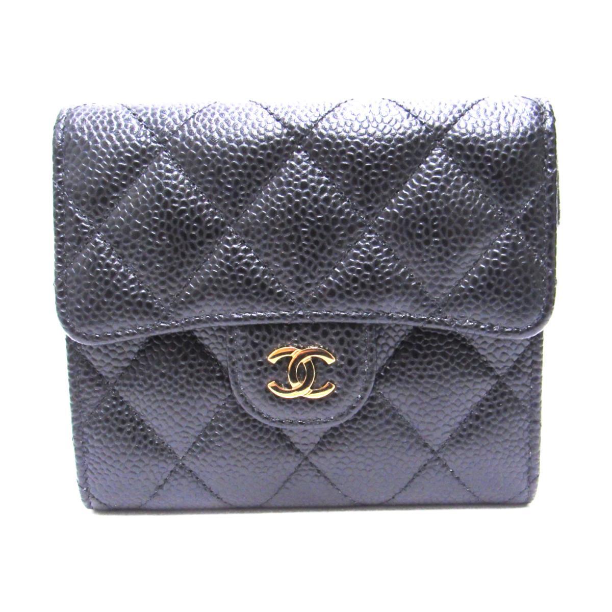 マトラッセ クラシック スモールフラップウォレット 3つ折財布 財布