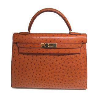 エルメス (HERMES) ケリー32 外縫い ハンドバッグ