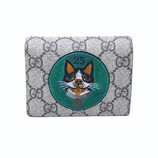 グッチ (GUCCI) ボスコアップリケ カードケース 506277
