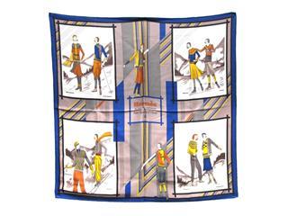 エルメス (HERMES) カレ65 スカーフ