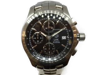 タグ・ホイヤー (TAG HEUER) リンククロノデイト 時計 クロノグラフ CJF2110