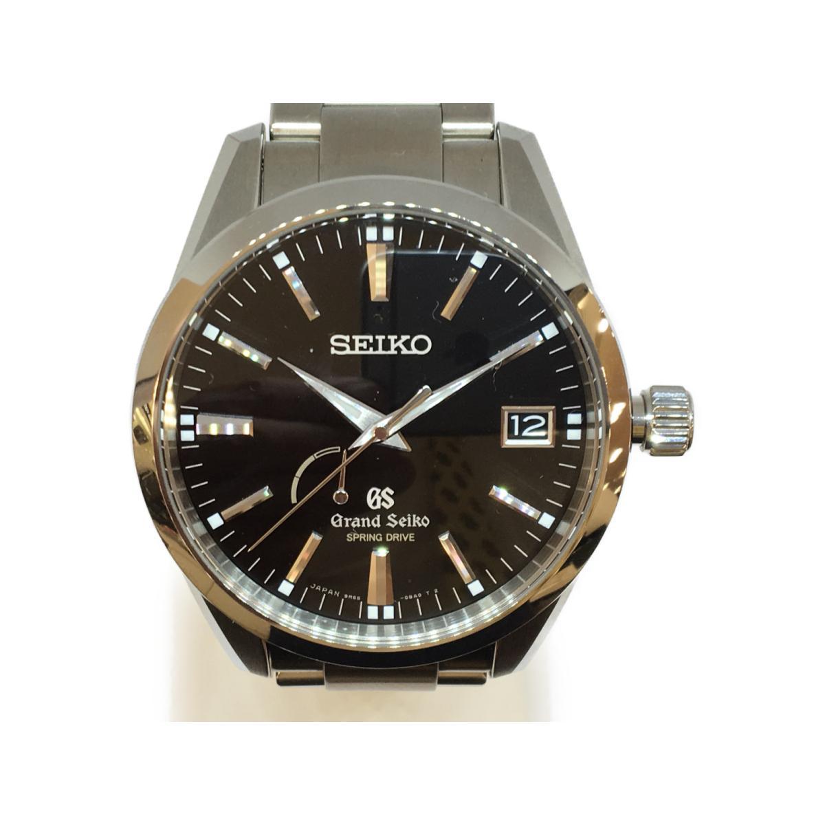 スプリングドライブ 腕時計/メンズ/お洒落
