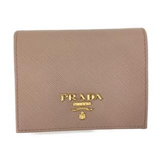 プラダ (PRADA) 二つ折財布