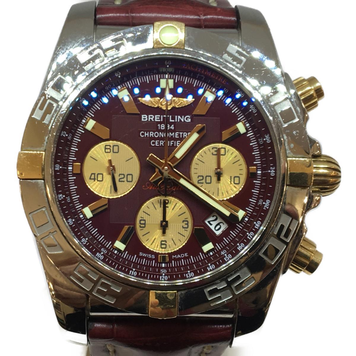 クロノマット44・ビコロ メンズ腕時計/人気/SALE/お買得品