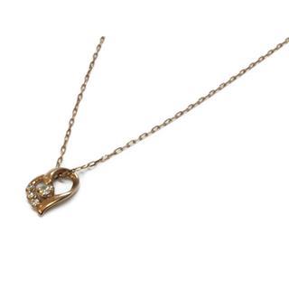 ヨンドシー (4℃) ジュエリー ダイヤモンド ネックレス