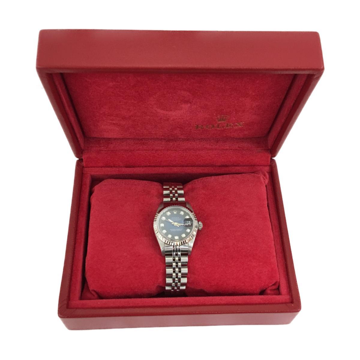 ROLEX 時計 69174G デイトジャスト 腕時計 ウォッチ