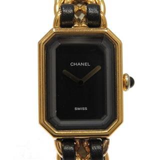 シャネル (CHANEL) プルミエールL ウォッチ 腕時計