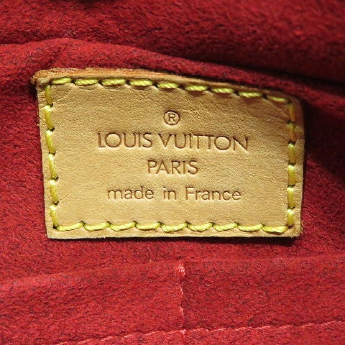 LOUIS VUITTON バッグ M51164 ヴィバ・シテMM