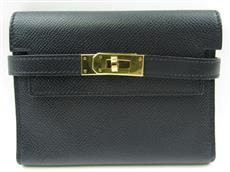 HERMES〈エルメス〉エルメス ケリーコンパクト 二つ折財布