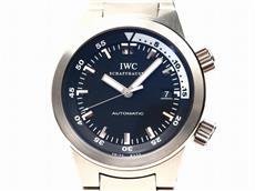 インターナショナル・ウォッチ・カンパニー (IWC) アクアタイマー 腕時計 ウォッチ IW354805