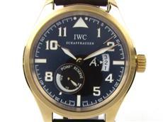 インターナショナル・ウォッチ・カンパニー (IWC) シャウハウゼン サンテグジュベリ ウォッチ 腕時計 メンズ IW320103